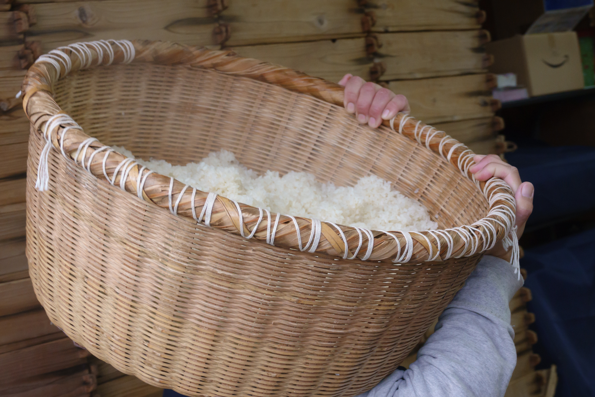 糀屋三郎右衛門の味噌蔵