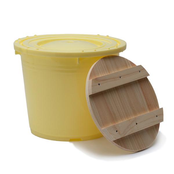 仕込み容器 5kg(木蓋付き)